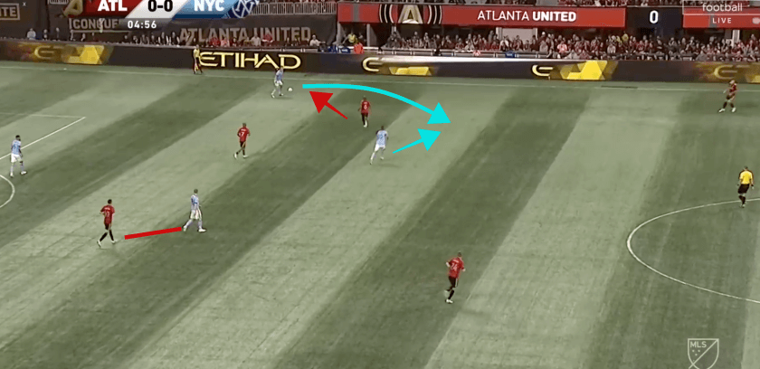 Atlanta United New York City MLS Cup Tactical Analysis Analysis