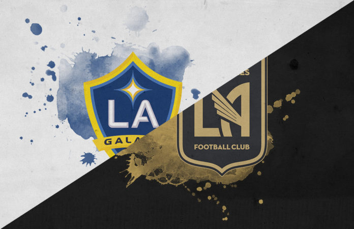 MLS 2019: LA Galaxy vs LAFC - tactical analysis tactics