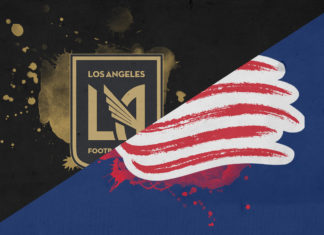 MLS 2019: LAFC vs New England - tactical analysis tactics