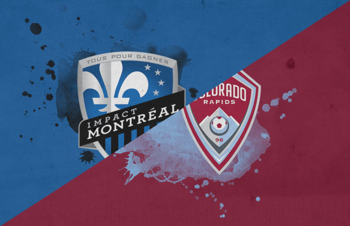 MLS 2019: Montreal Impact vs Colorado Rapids - tactical analysis - tactics